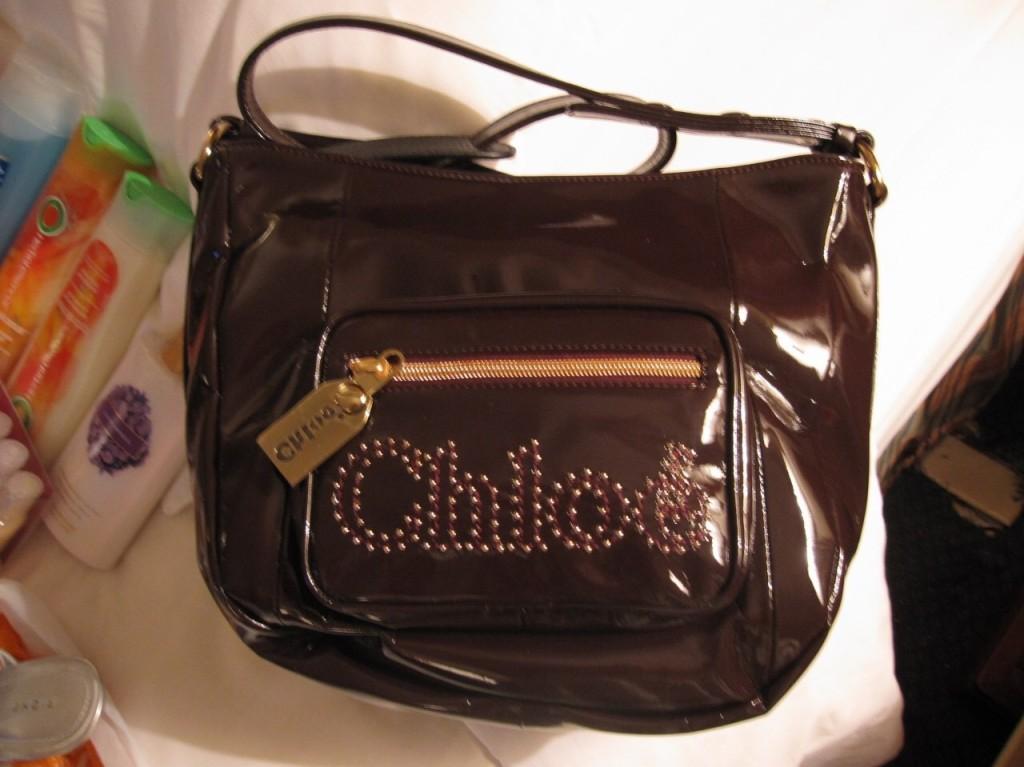 グアムで購入したクロエのバッグ