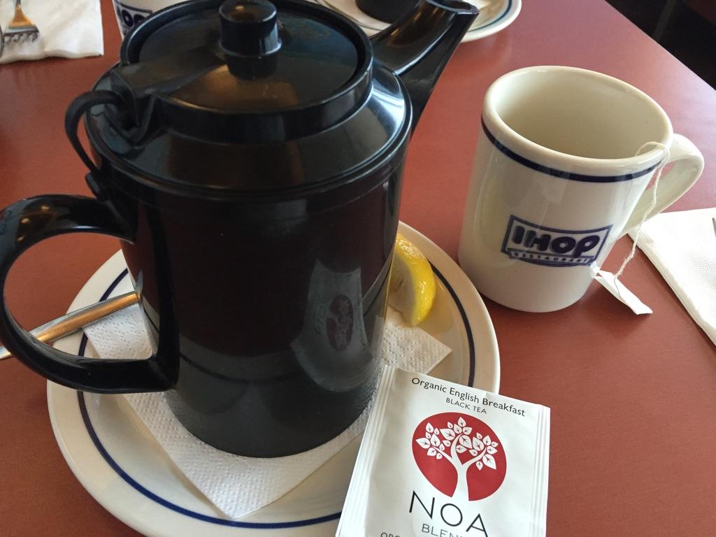 グアムカフェ 紅茶