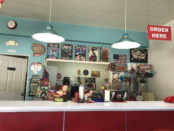 グアムのカフェフィズアンドコー