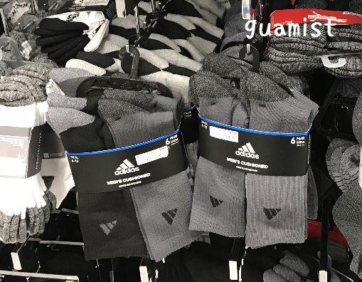 グアムのロスドレスフォーレス靴下