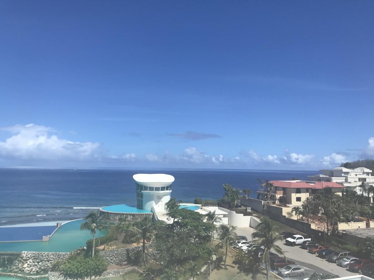 シェラトンラグーナホテル グアム