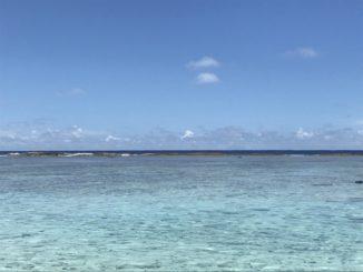 リティディアンビーチ グアム