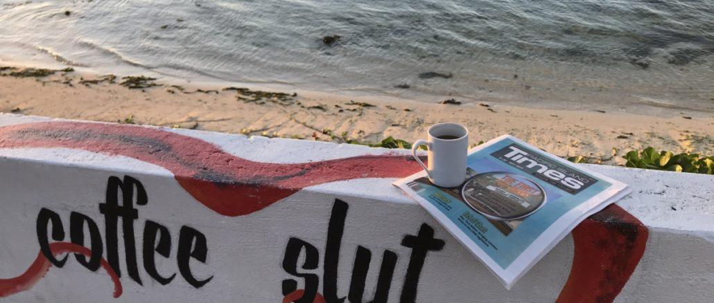 コーヒースラットグアム