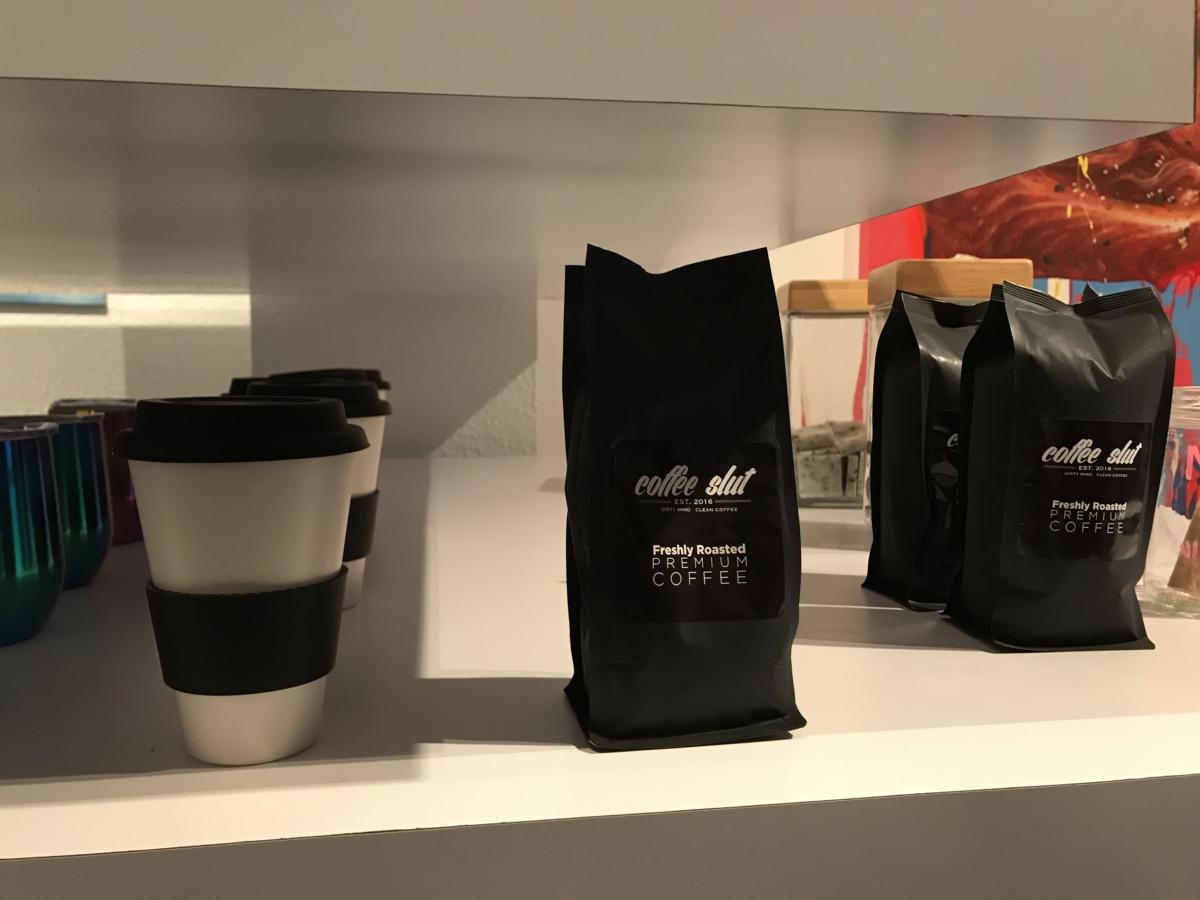 コーヒースラット物販