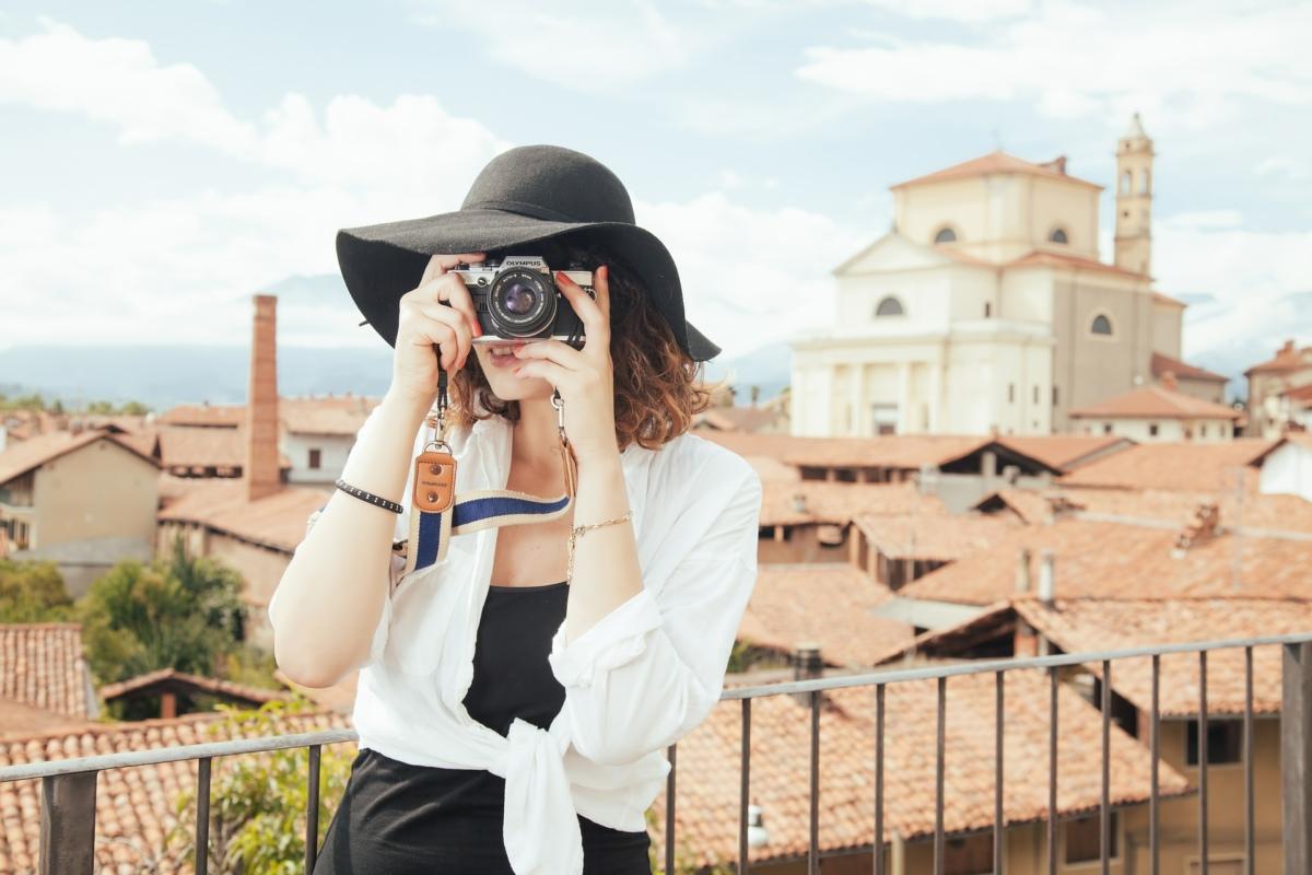 ひとり旅 カメラ
