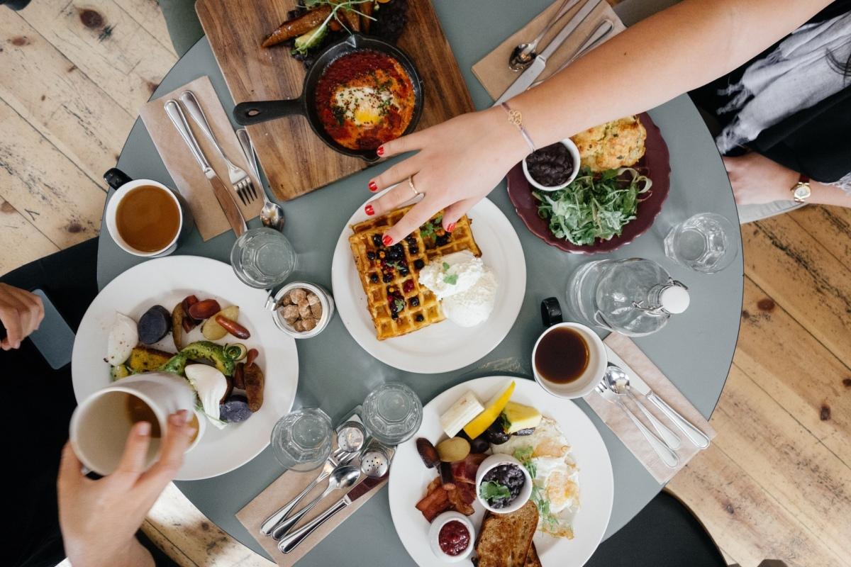 朝食 グアムで食べるモーニング
